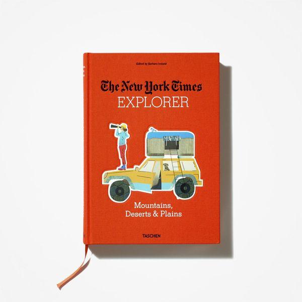 The New York Times Explorer: Mountains, Deserts & Plains