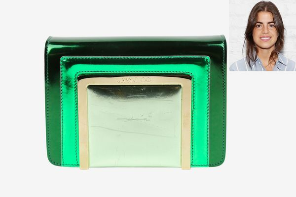 Jimmy Choo Patent Leather Cross-body Bag