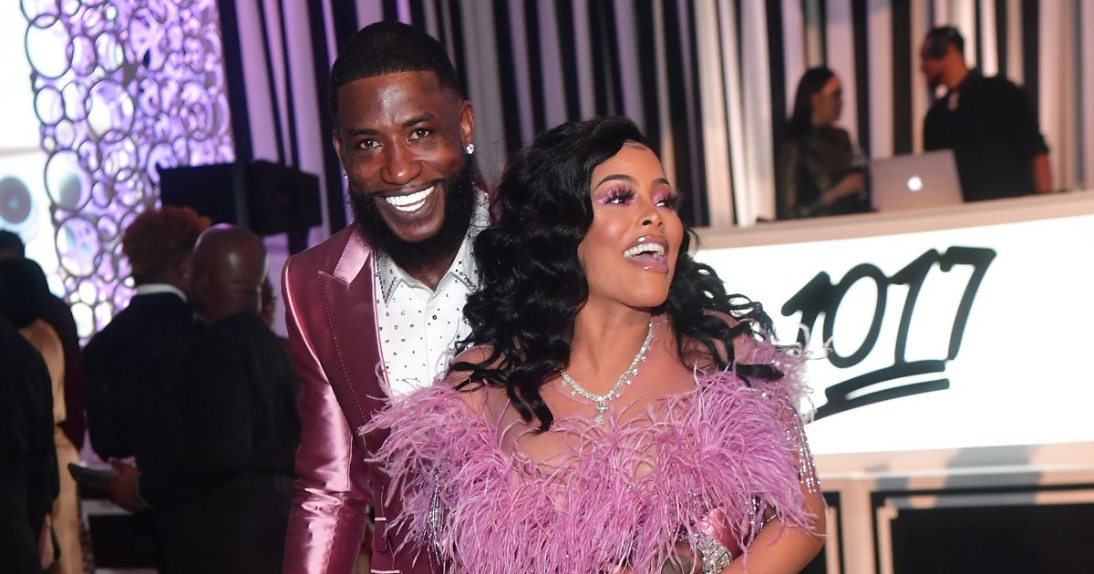 Gucci Mane, Keyshia Ka'oir Davis Welcome Baby Boy Ice Davis