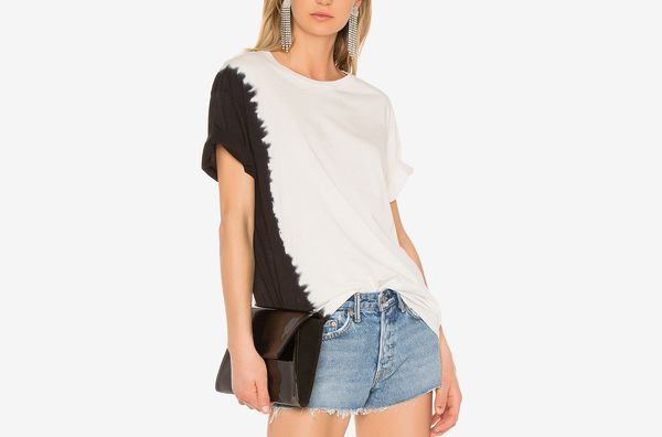 Baja East Knotted T-Shirt