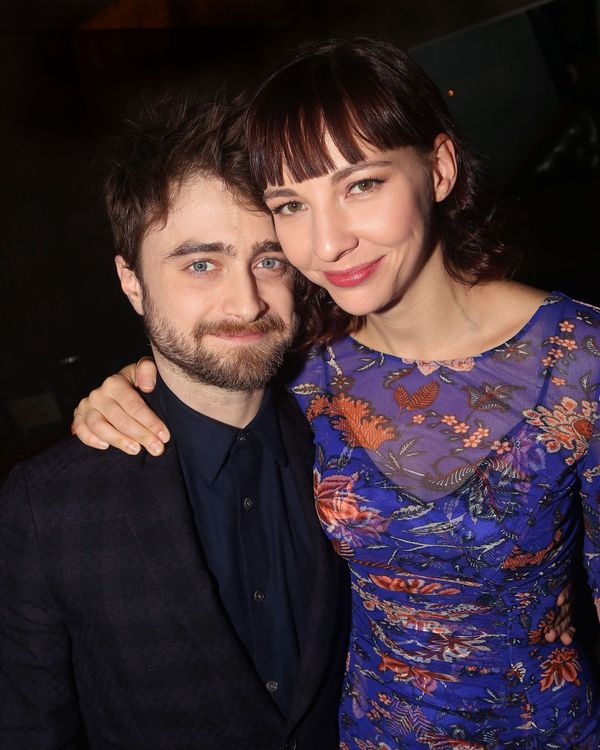Daniel Radcliffe, Erin Darke on Being the First Corona Hoax