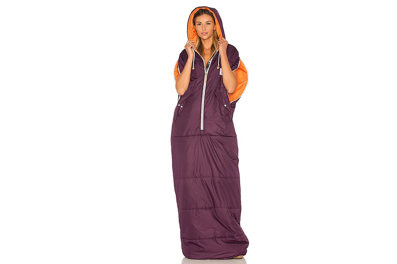 Poler Napsack in Plum