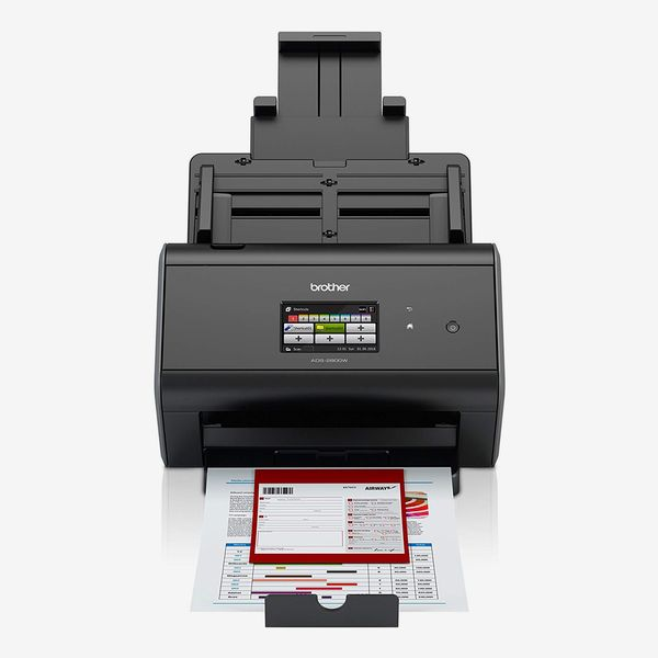 Brother ImageCenter ADS-2800W Wireless Document Scanner