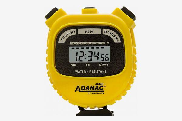 Marathon Adanac 3000 Digital Sports Stopwatch Timer