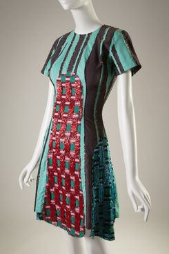 A dress by Nigerian designer Lisa Folawiyo.