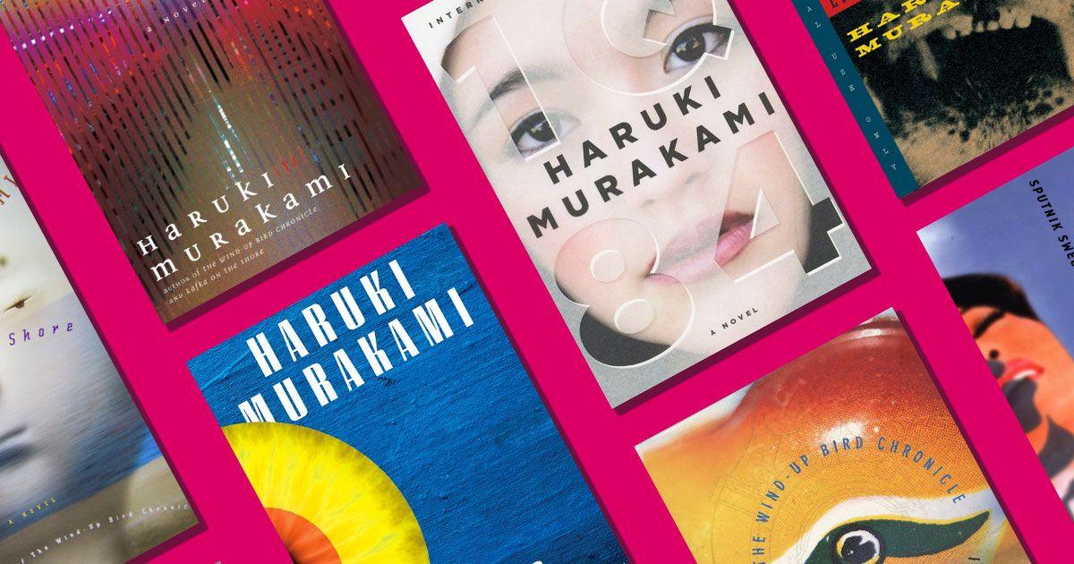 vulture.com - Lila Shapiro - The Stories Behind Haruki Murakami's Most Iconic Book Covers