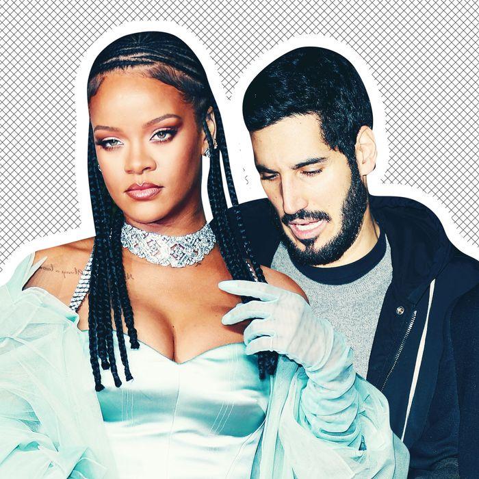 Current boyfriend rihanna Rihanna's Ex