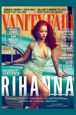 Rihanna in Cuba