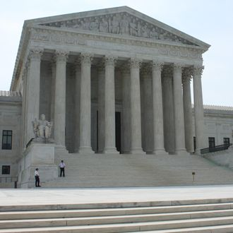 Quiet morning as US Supreme Court rules on Zivotofsky v. Kerry