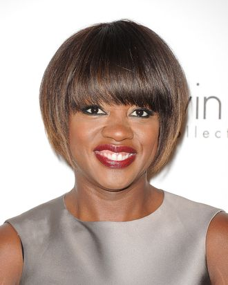 LOS ANGELES, CA - OCTOBER 17: Actress Viola Davis arrives at ELLE's 18th Annual Women in Hollywood Tribute held at the Four Seasons Hotel on October 17, 2011 in Los Angeles, California. (Photo by Jason Merritt/Getty Images)