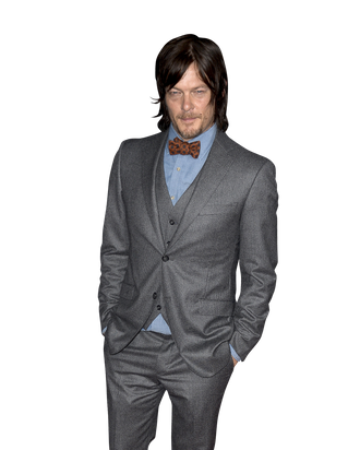 Norman Reedus On Sunlight Jr And The Walking Deads Daryl And Michonne