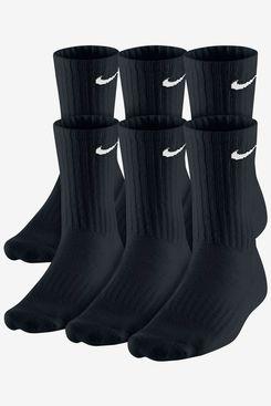Nike Men's Cotton Crew Socks (6-Pack)
