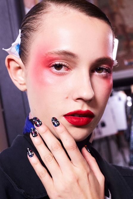 The 9 Best Beauty Looks From Fashion Month  The Cut