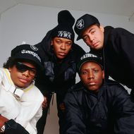 Gangsta Rap Group N.W.A