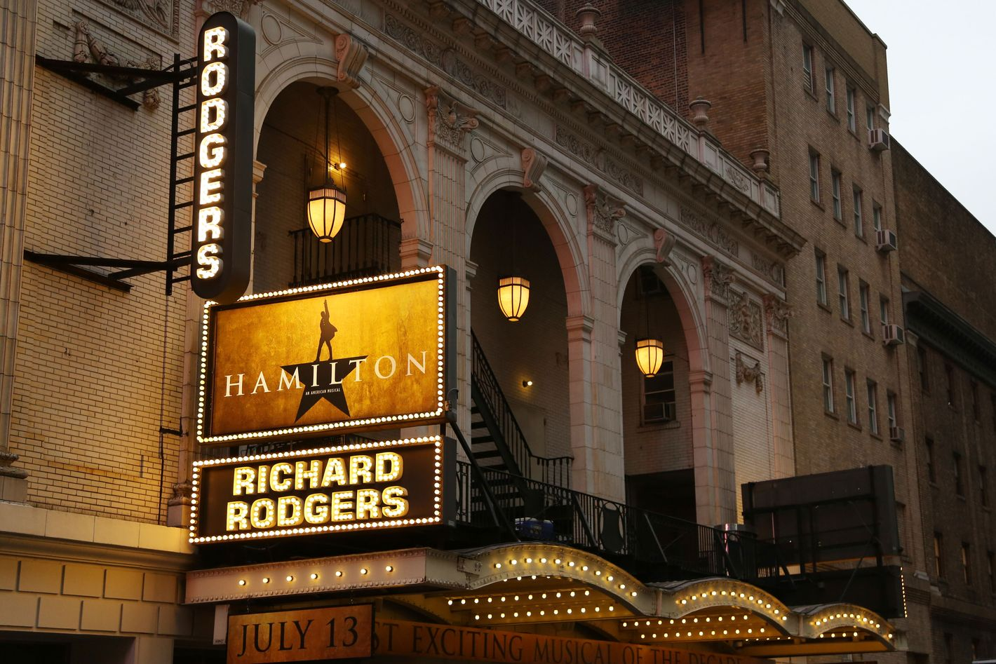 NYC\'s 41 Broadway Theaters, Ranked