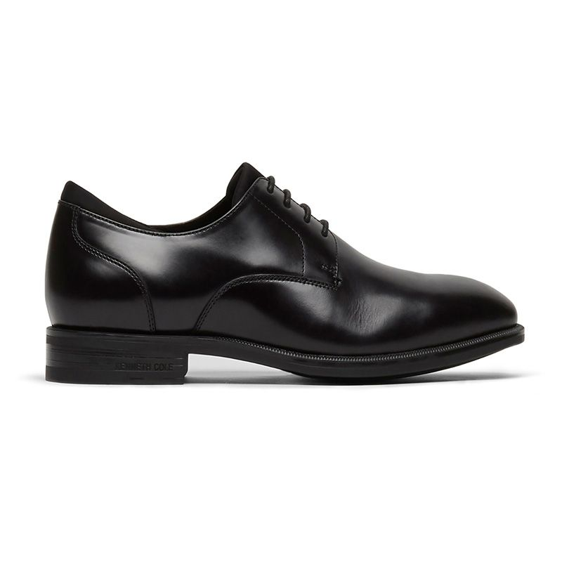Futurepod Patent Plain Toe Oxford with the Rebound System