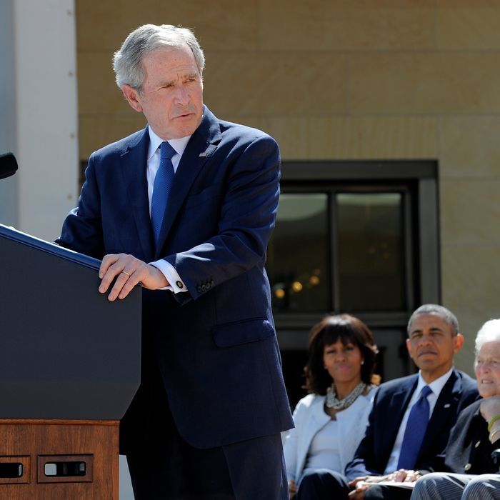 President Bush Confesses Hes War >> Yes George W Bush Was A Terrible President And No He Wasn T Smart