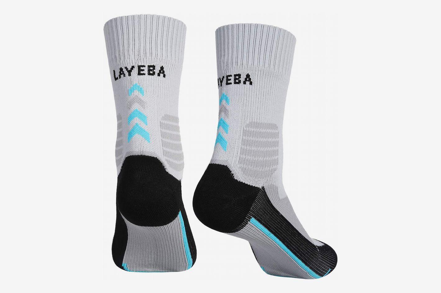 Layeba 100% Waterproof Breathable Socks
