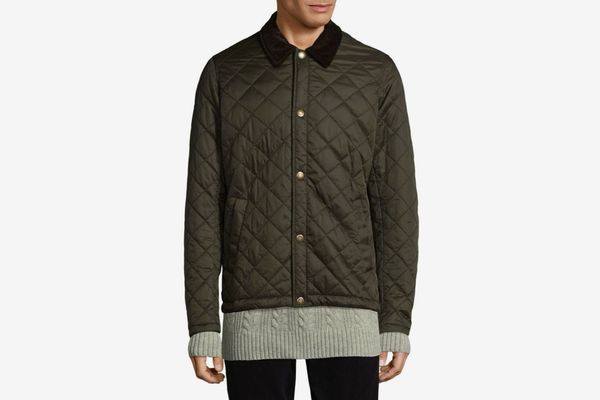 Barbour Holme Quilted Jacket