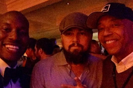 Mark Wahlberg And Leonardo Dicaprio Young
