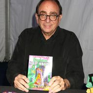 R.L. Stine serves as guest ringmaster at the 2015 Big Apple Circus