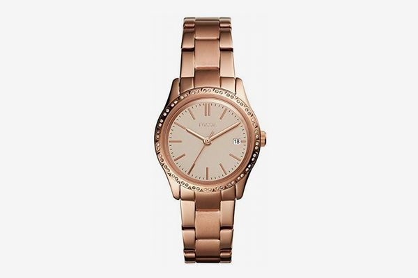 Fossil Women's Adalyn Quartz Stainless Steel Dress Watch