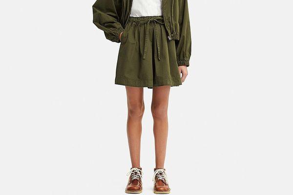 Women Flare Shorts