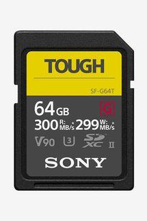 Sony 64GB SF-G Tough Series UHS-II SDXC