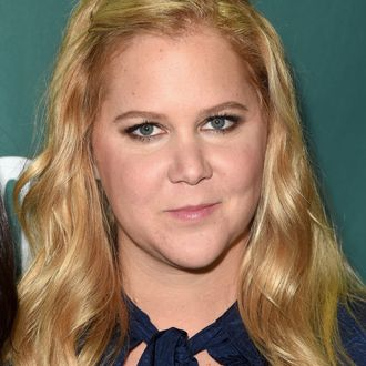 Amy Schumer Signs Copies Of Her New Book