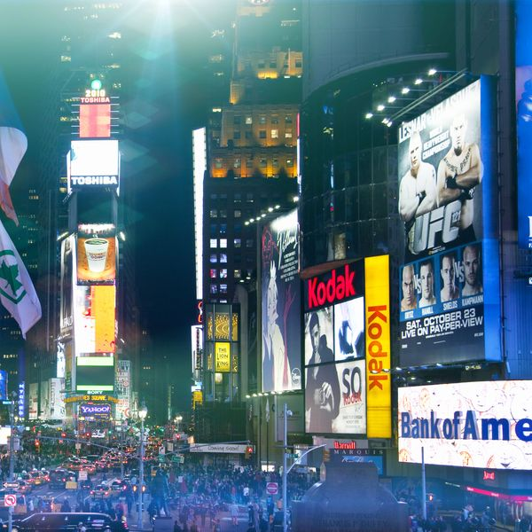 Times Square's Bubba Gump Shrimp Charges $799 Per Person for New Year's Eve