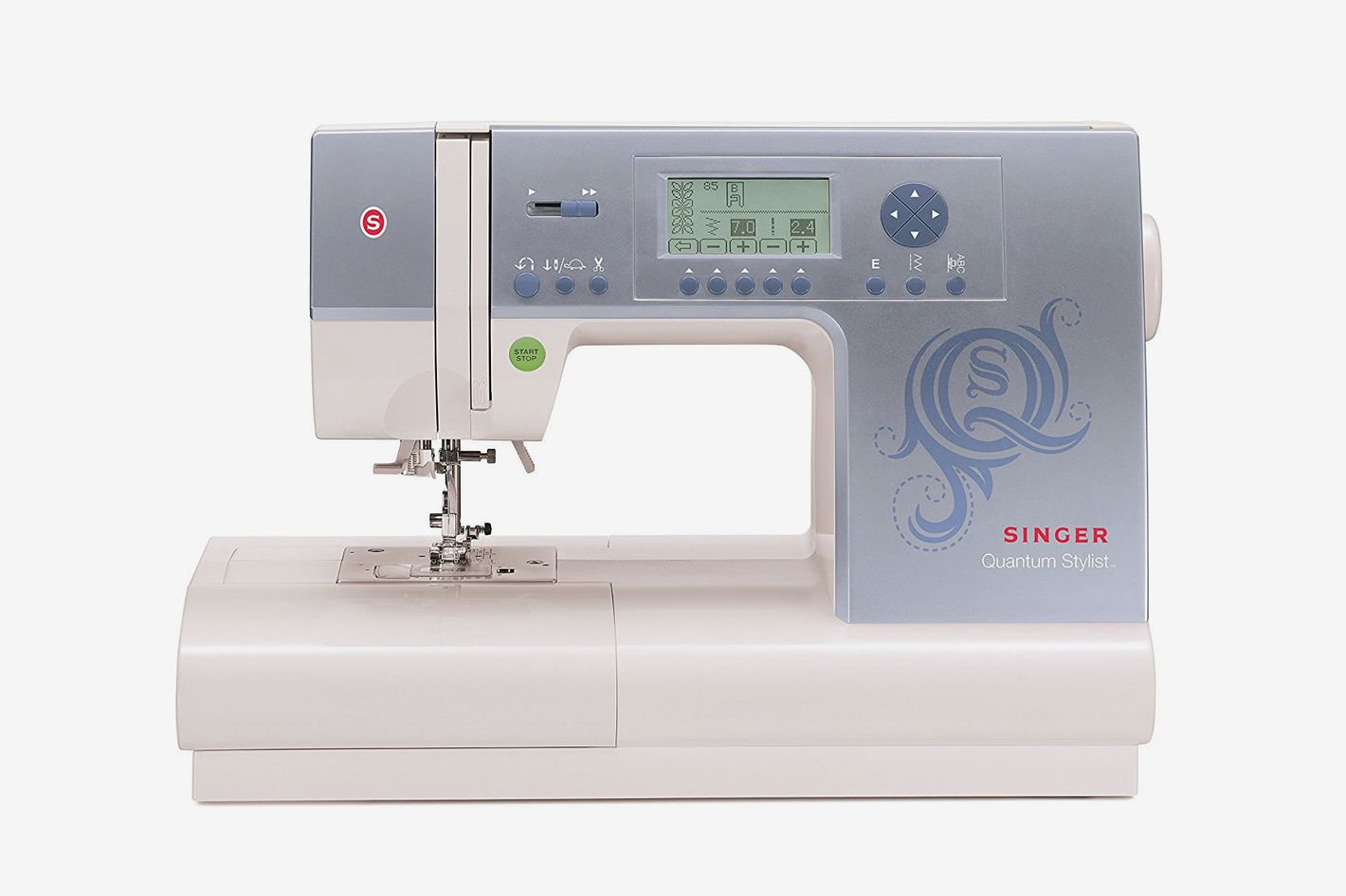 Singer Quantum Stylist 9980 Computerized Portable Sewing Machine
