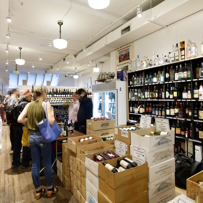The Absolute Best Wine Shops In New York