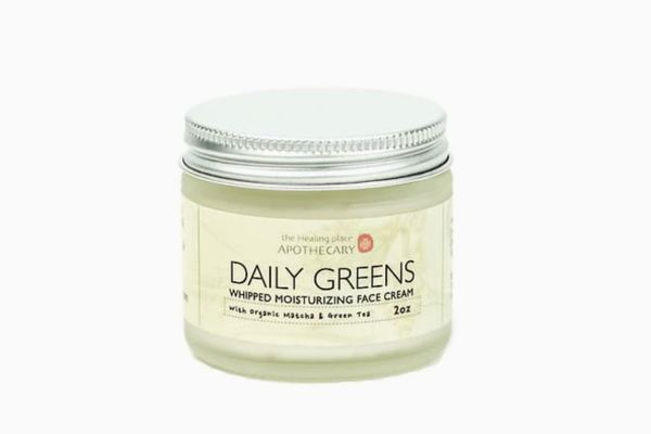 The Healing Place Apothecary Daily Greens Whipped Moisturizing Cream