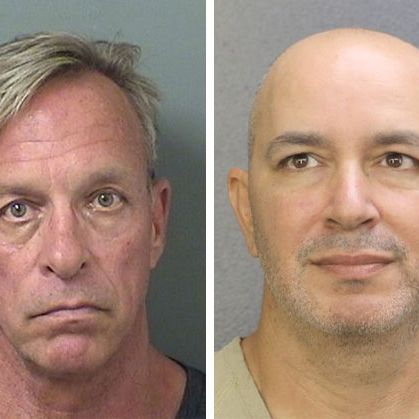 Men Behind Mugshots com Charged With Extortion