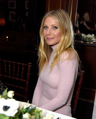 Gwyneth Paltrow. Photo: Jeff Vespa/Getty Images for The Hollywood Reporter