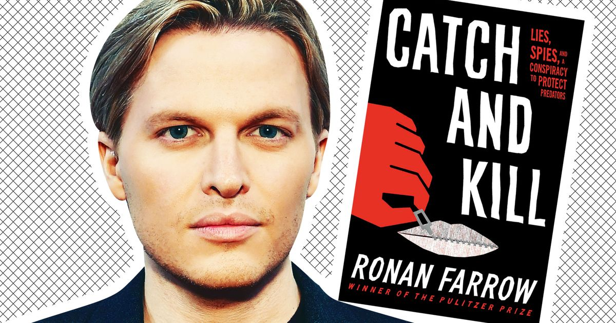 A Guide to the Accents in Ronan Farrow's Audiobook
