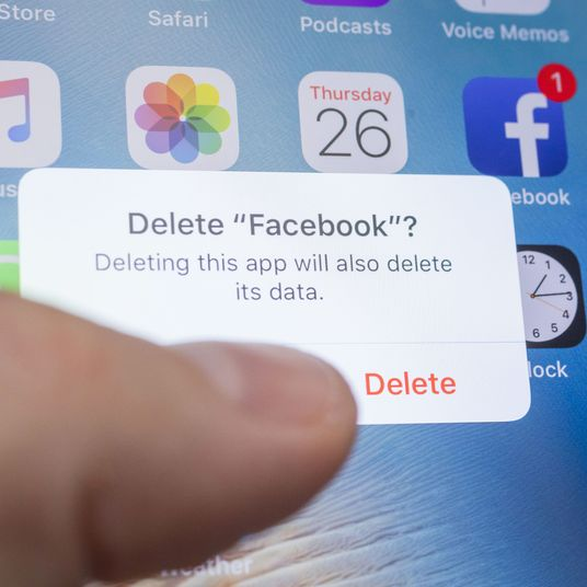 Zo quinn on surviving gamergate and the internet trolls 44 percent of young americans deleted facebook from their phone between the ages of 18 and 29 there are decent odds that you deleted the facebook app in fandeluxe Images