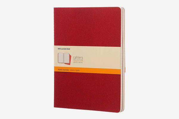 Moleskine Cahier Journal, Soft Cover, XL