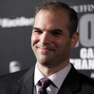 Matt Taibbi attends the Huffington Post 2010