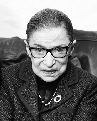 dd0e3294 Ruth Bader Ginsburg Hospitalized for Fall, But Is Resilient