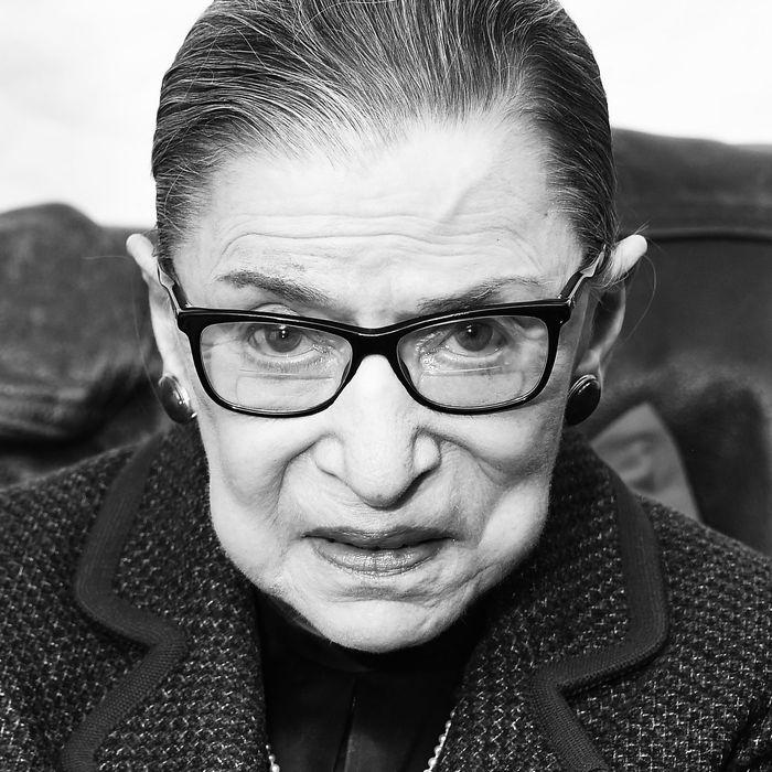 Ruth Bader Ginsburg Already 'Up and Working' After Fall ...  |Ruth Bader Ginsburg