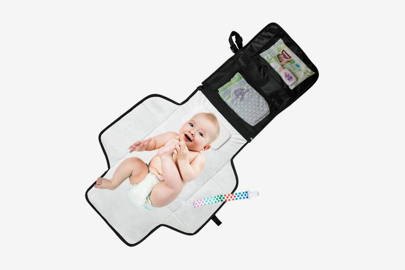 Mom's Besty Portable Diaper Changing Pad