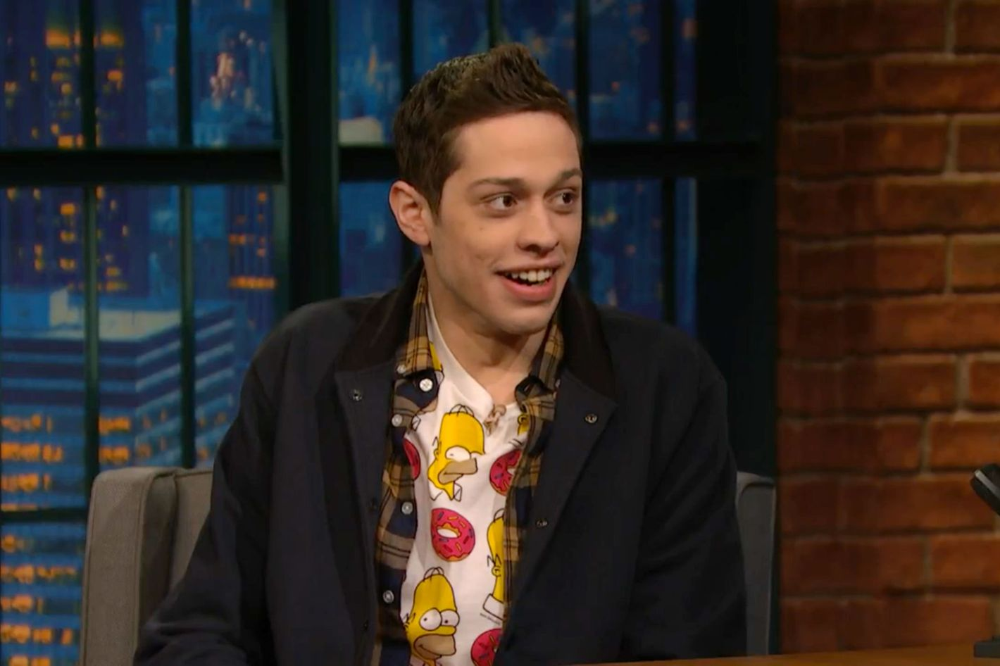 You Like Saturday Night Live Audition Stories; Pete Davidson's Is a Cute One