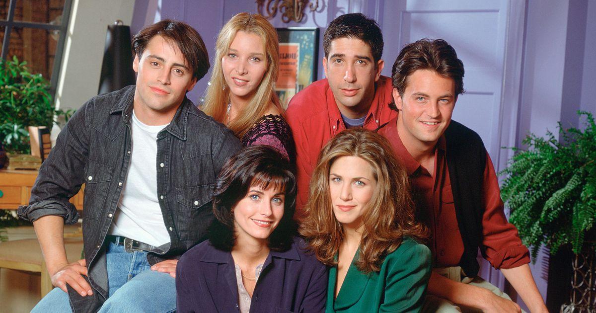 Just Shut Up About a Friends Reboot, It's Never Gonna Happen