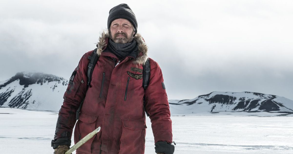Arctic' Movie Review: Grim, but Worth Watching