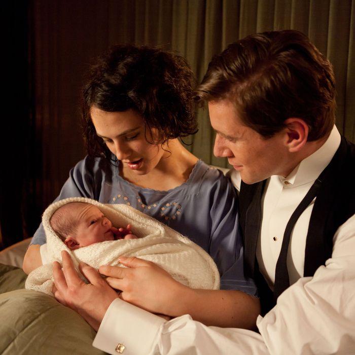 Downton Abbey Season 3 - Sundays, January 6 - February 17, 2013 on MASTERPIECE on PBS - Part 4