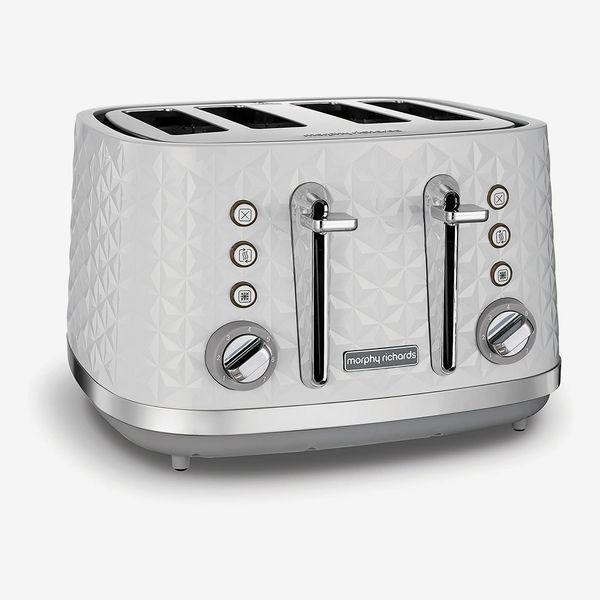 Morphy Richards Vector 4 Slice Toaster