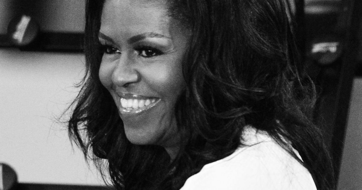 Michelle Obama Announces New Project to Help Educate Girls Worldwide
