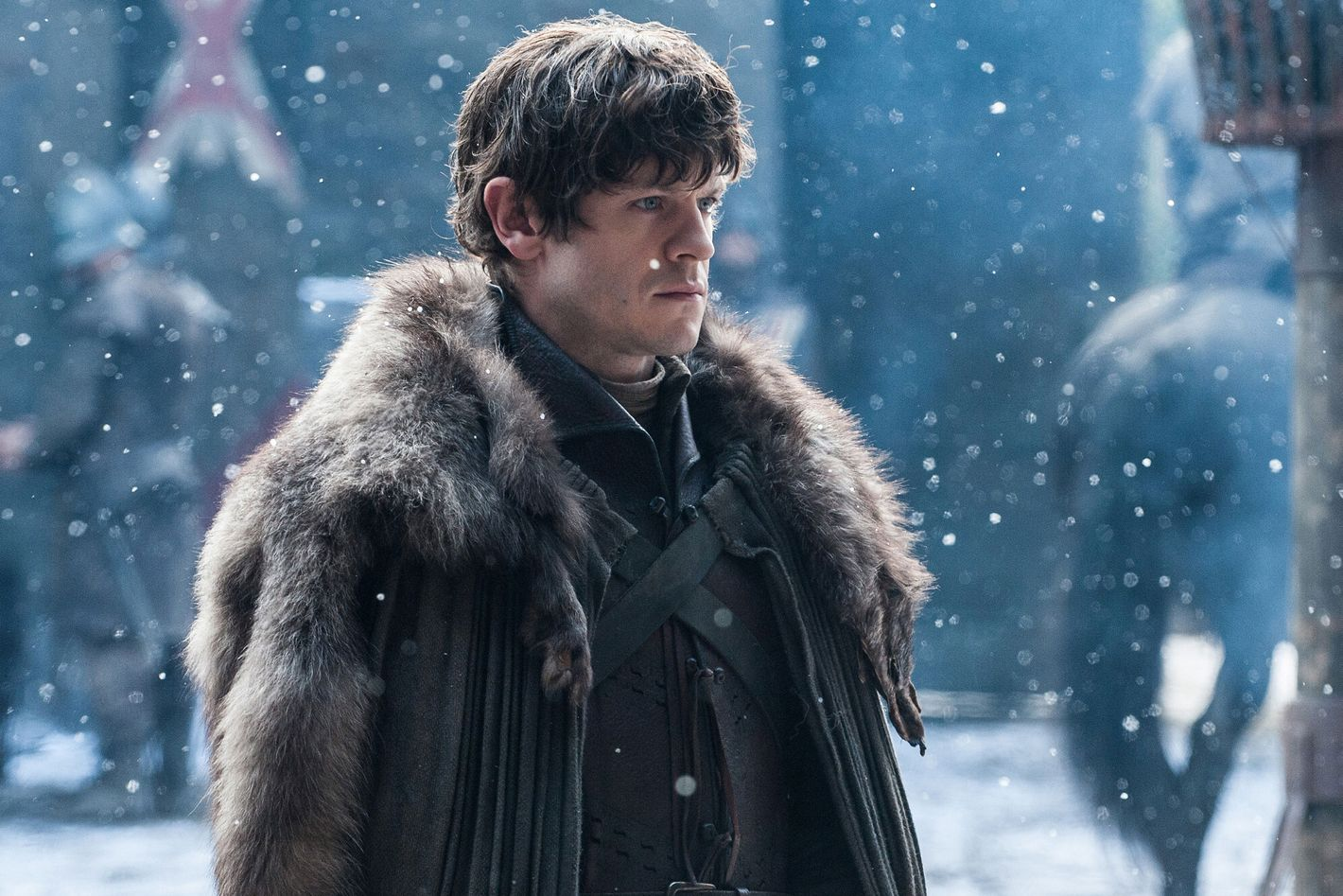 All the Ways Game of Thrones' Ramsay Bolton Is Way Worse in