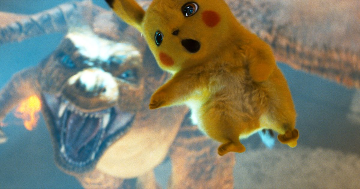 Detective Pikachu S Writers Discuss The Movie S Ending